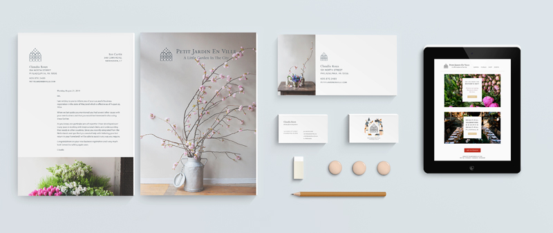 Petit Jardin En Ville Collateral by Jolly Edition