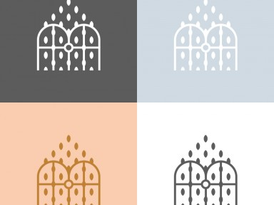 Petite jardin logo by jolly edition