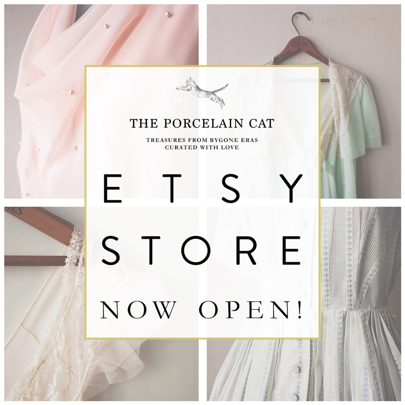 The Porcelain Cat Brand and Identity by Jolly Edition