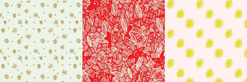 jolly edition patterns by elizabeth graeber