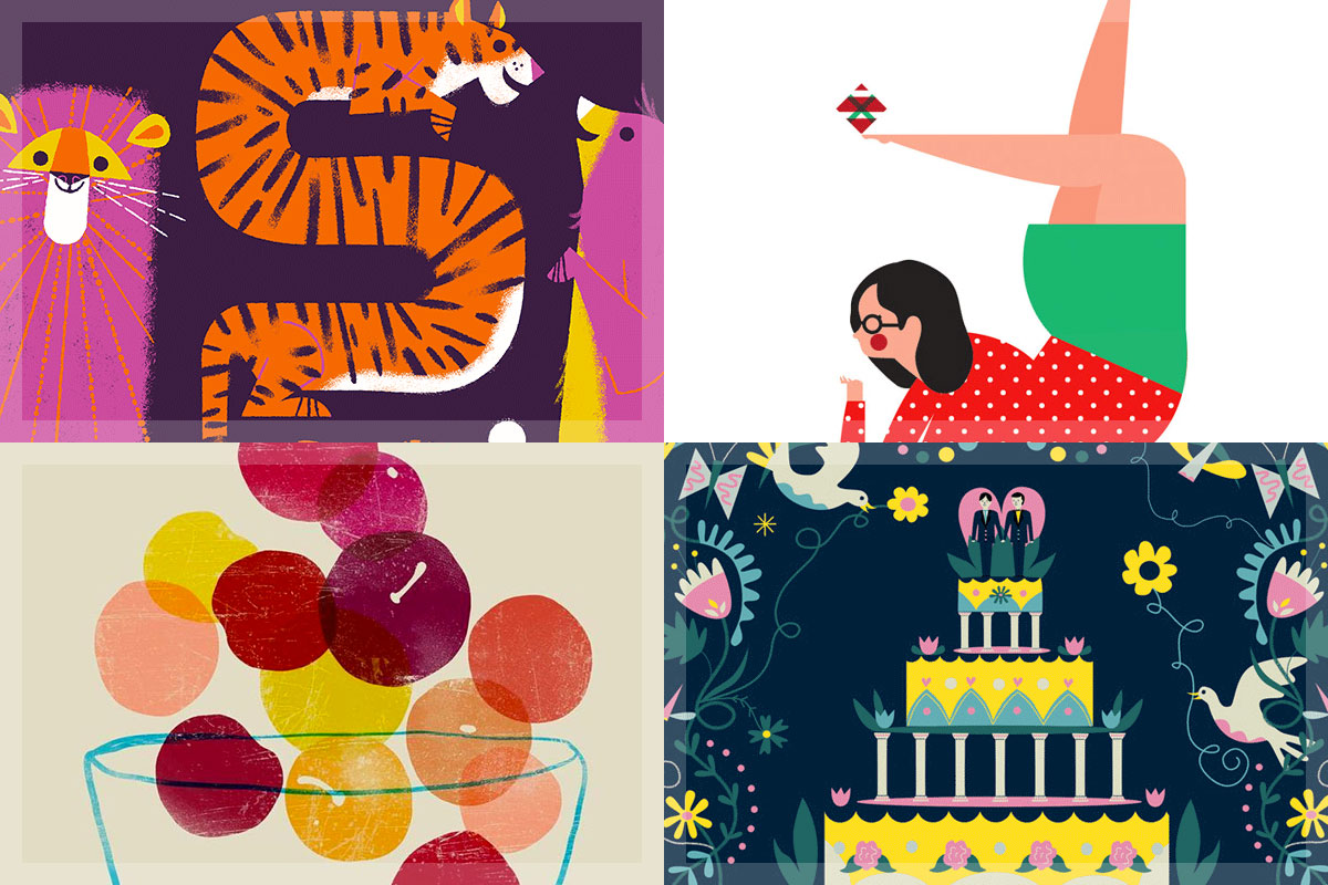 New Year New Illustrators by Jolly Edition