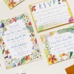 harold maude inspired invitation illustrated by ELizabeth Graeber for @Jolly Edition