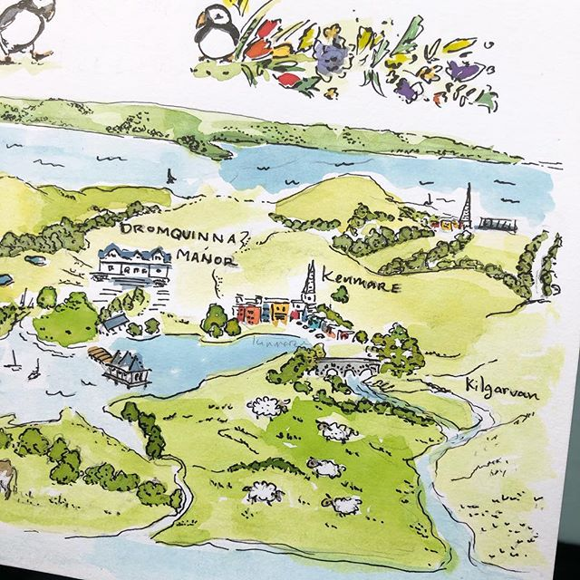 jolly-edition-kenmare-ireland-illustrated-map