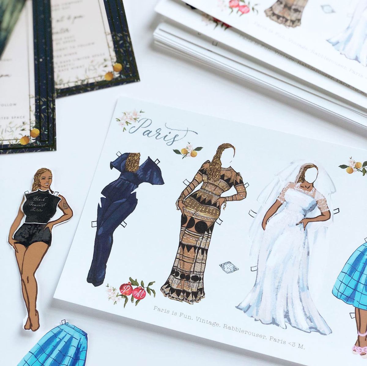 south-carolina-paper-dolls-pride-wedding-jolly-edition-3