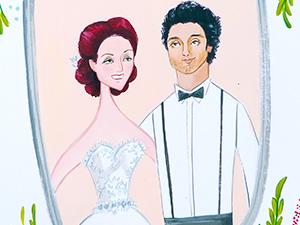 Amanda and Gino