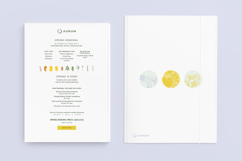 Aurum Identity by Jolly Edition