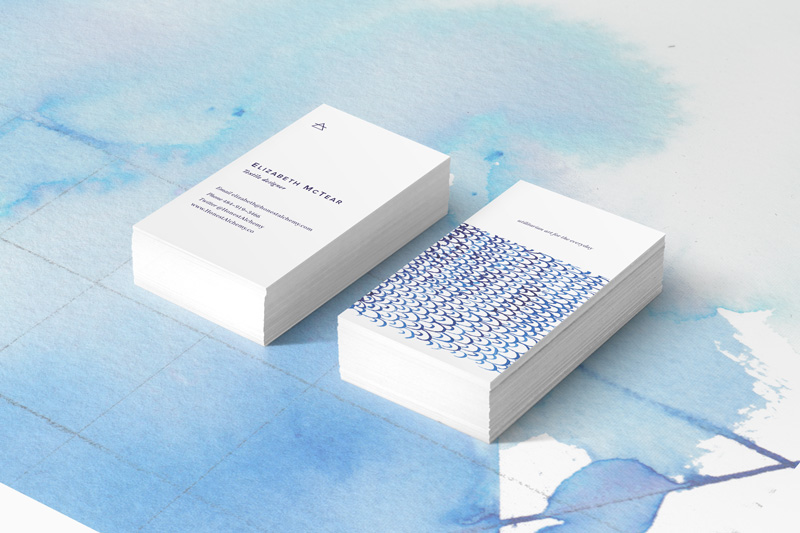 Honest Alchemy business cards by Jolly Edition