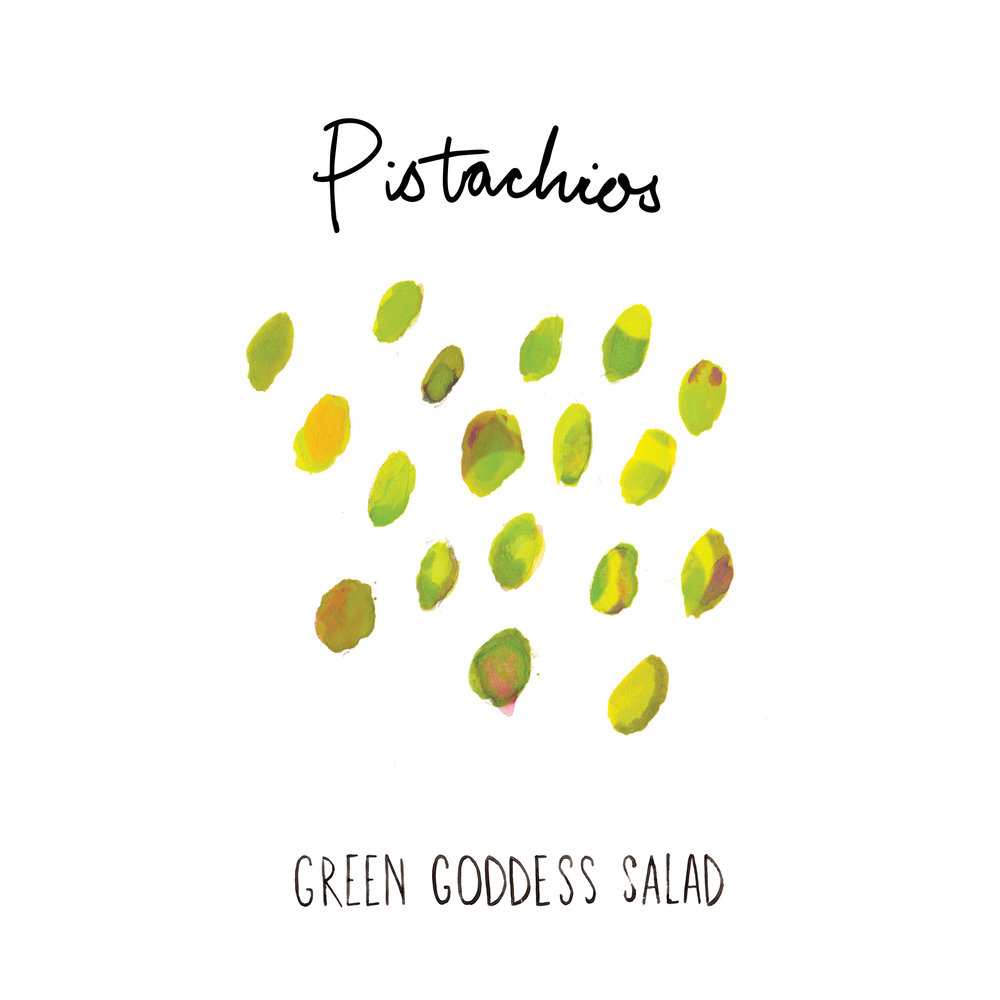 pistachio illustration jolly edition food illustration