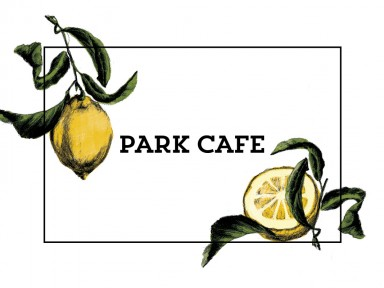 Park Cafe & Coffee Bar menu design by Jolly Edition