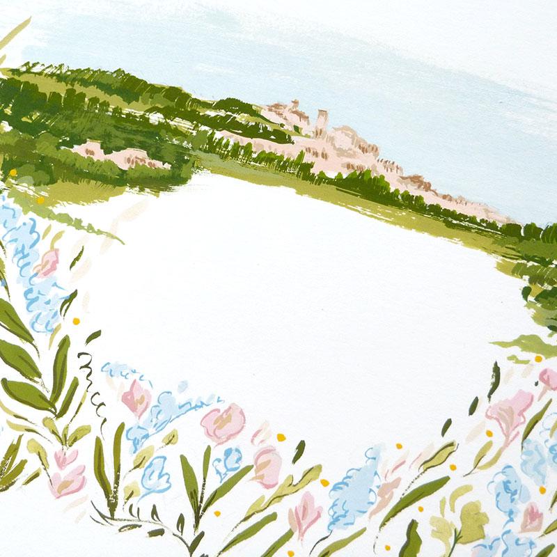 Blog Post December 2016 Italian Secret Garden Save the Date by Laura Shema
