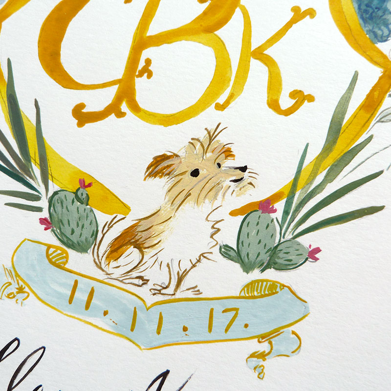 Jolly Edition Blog Post February 2017 Dog detail crest