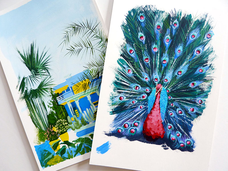 Jolly Edition Blog Post February 2017 Originals for an upcoming dramatic celebration in Marrakech.