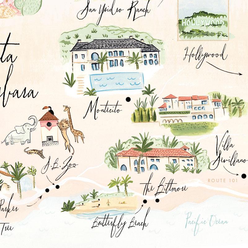 Jolly Edition Blog Post Mar 17  Santa Barbara wedding map