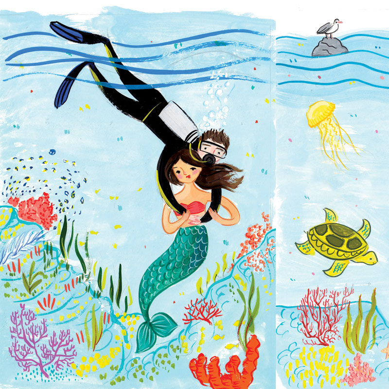 Jolly Edition Blog Post Mar 17  mermaid invitation