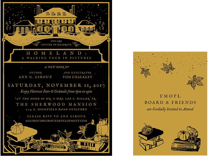 Jolly Edition Blog Post October 2017 book launch invitation design