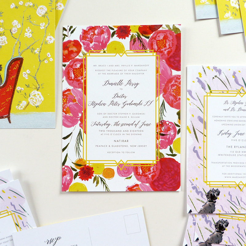 fun-patterned-wedding-stationery-New-Jersey-wedding