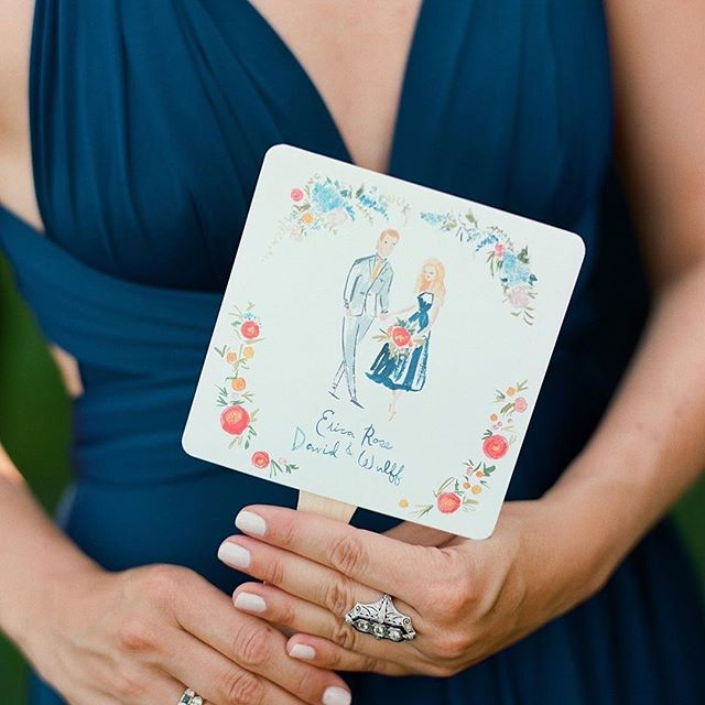 jolly-edition-maryland-wedding-custom-illustrated-fan