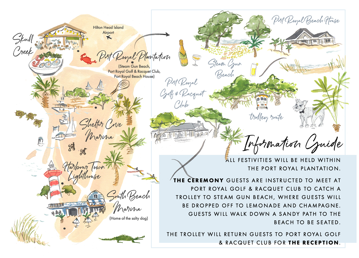 jolly-edition-hilton-head-wedding-map-design