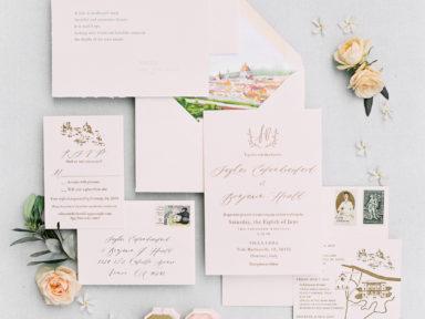 Martha Stewart Weddings Anya Kernes Jolly Edition