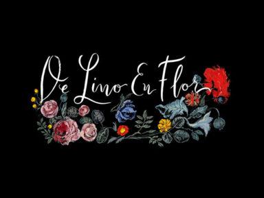 De Lino En Flor logo jolly edition