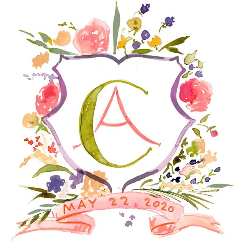 pastel-wedding-crest