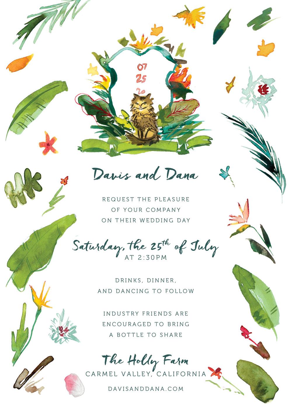 carmel-valley-california-wedding-invitation